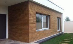 Fațade de lemn